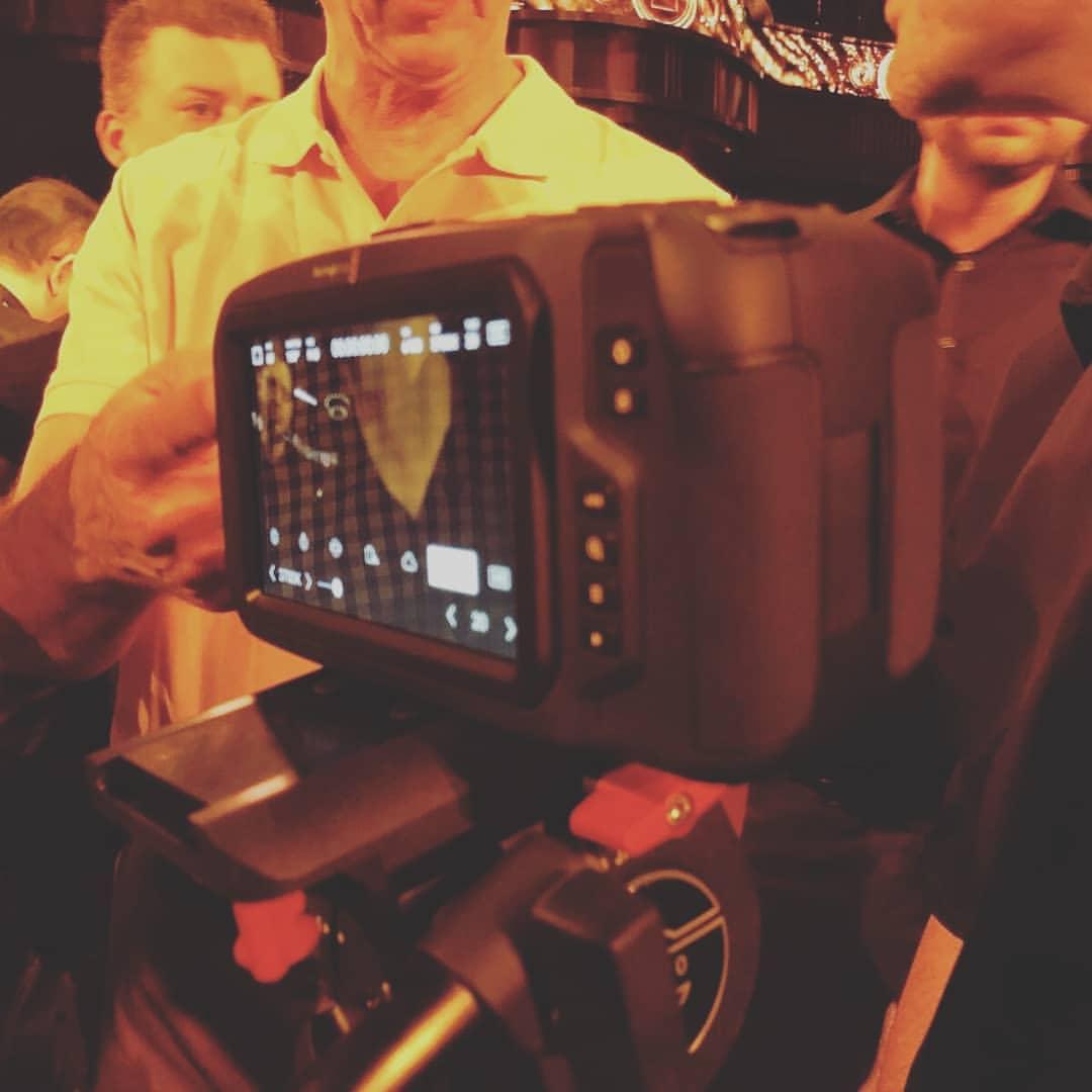 Blackmagic Pocket Cinema Camera 4K, вид сзади
