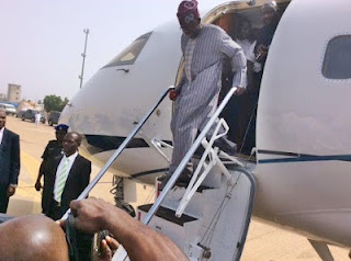 Bola Tinubu Acquired a New Private Airplane