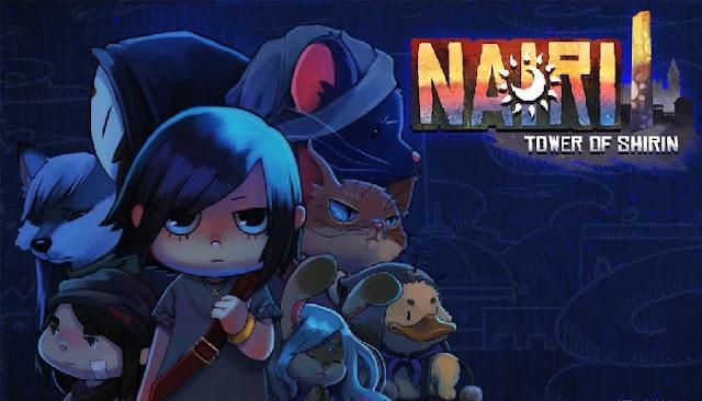 لعبة انمي جديدة من تطوير HomeBearStudio تحت اسم NAIRI: Tower of Shirin ستأتي في 29 نوفمبر 2018