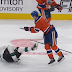Connor McDavid drills Marcus Sorensen in neutral zone (Video)