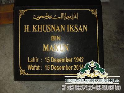 Model Batu Nisan Marmer, Harga Batu Nisan Marmer Malang, Harga Batu Nisan Makam Marmer