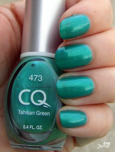 CQ Tahitian Green