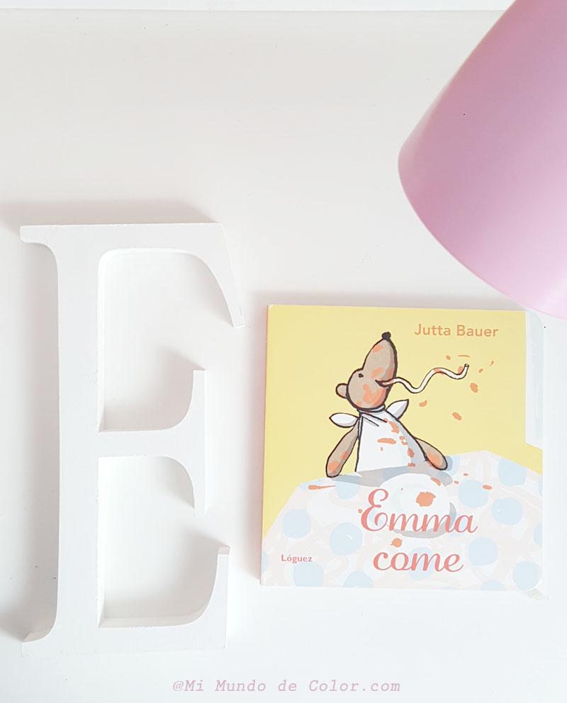 CRIANZA | LECTURA INFANTIL EMMA COME DE JUTTA BAUER