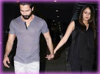 শহিদ কাপূরের বউকে জড়িমানা! Shahid Kapoor Wife