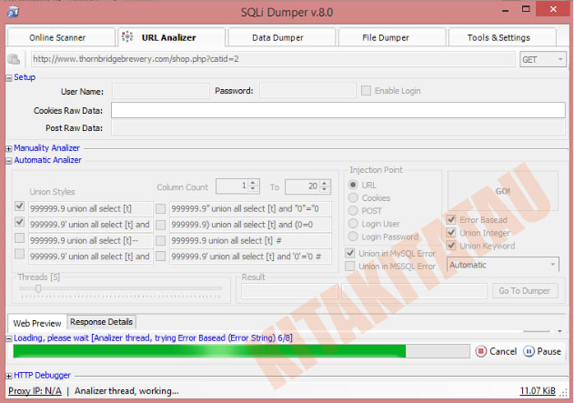 Download SQL Dumper v 8 0 Full Crack | RijalDotID