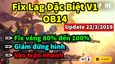 Fix lag free fire ob14