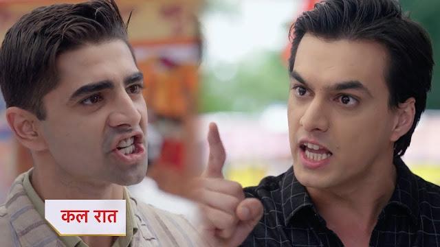 Naira's blind belief on Naksh to part her away from Kartik in   Yeh Rishta Kya Kehlata Hai