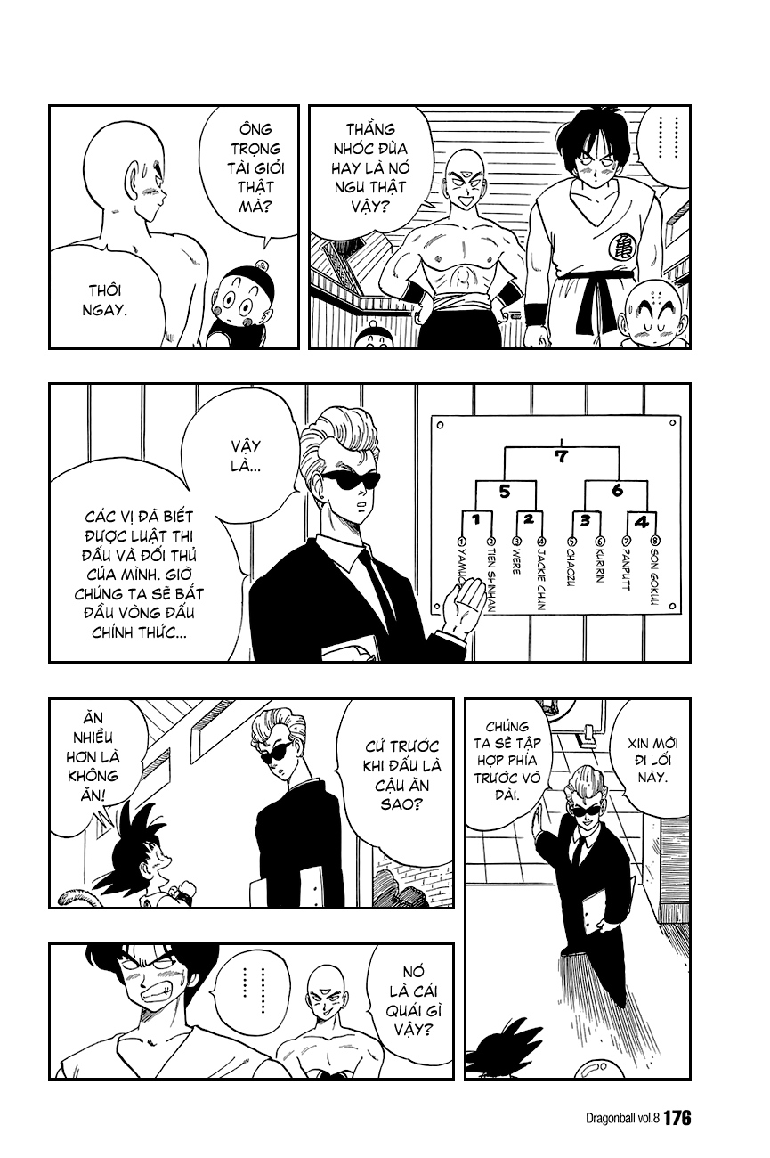 Dragon Ball chap 116 trang 10