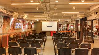 Bounce Shoreditch London meeting room