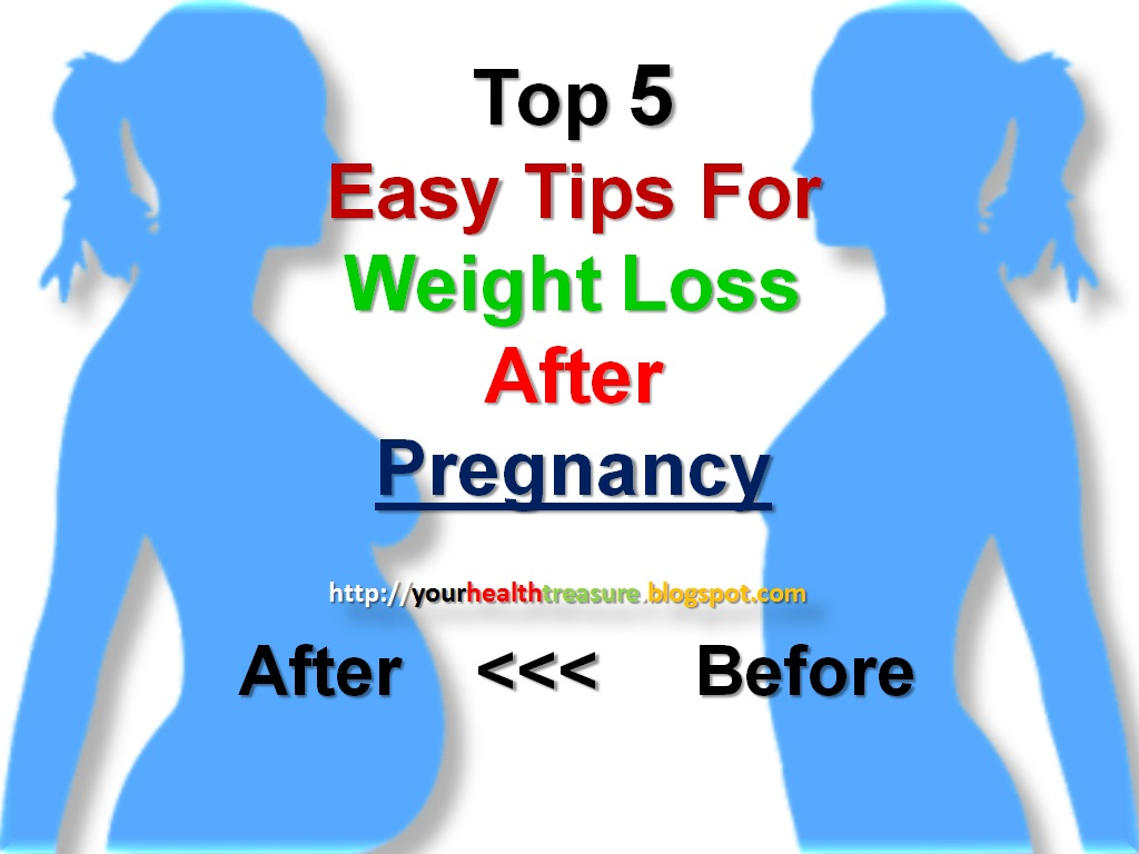 weight loss pics after baby
