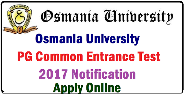 OSMANIA UNIVERSITY PG ENTRANCE TEST 2017,OU PG ENTRANCE TEST 2017,OU PG Entrance Test 2017 Notification | OUPGCET 2017 Notification,OU PG Admissions | OUCET 2017,Osmania University, Directorate of Admissions,Osmania University Hyderabad PG CET 2017,OU PGCET 2017/OU PGCET-2017/OU PG Entrance Test 2017,OU PGCET 2017/OUCET 2017 Notification, Exam dates, Fee, Eligibility,OU PGCET 2017 : Exam date, Notification, Online Application form, Exam Pattern, Important dates, Eligibility, How to Apply, Last date for Apply online, Exam pattern,Test centers and other details given below,OUCET 2017 /OU PGCET 2017 notification,Osmania University,OUCET 2017 /OU PGCET 2017 notification: OU PG Entrance Test Exam dates, OUCET Schedule, Online apply now, Online Application form, Exam Pattern, Important dates, Eligibility, How to Apply, Last date for Apply online, Test centers and other details given below.| oucet-2017-osmania-university-pg-entrance-examination-fee-dates-online-application-form-download-halltickets Osmania University PG Common Entrance Test Commonly known as OUCET 2017 notification and examination details will announced soon by Osmania University, Hyderabad on behalf of Government of Telangana. Applications would be invited from candidates who intend to take admission into various P.G courses M.A, M.Sc., M.Com, M.C.J, B.S.Ecs., M.L.J.Sc., M.S.W, M.Ed., M.A.Ed., PG Diploma Courses and 5-Year Integrated Programmed offered by the Osmania, Telangana, Mahatma Gandhi and Palamuru Universities in their campus, constituent and affiliated for the academic year 2017-2018. Eligible and interested candidates may submit their applications through online at official website.OU PG Entrance Exam,OUCET Hall tickets,OUCET Notification,OUCET Rank Cards,OUCET Results,oucet.ouadmissions.com,OUPGCET notification,Palamuru University,PG Entrance Tests,Telangana PG Admissions,Telangana University /2017/04/oucet-2017-osmania-university-pg-entrance-examination-fee-dates-online-application-form-download-hallticketsouadmissions.com.html