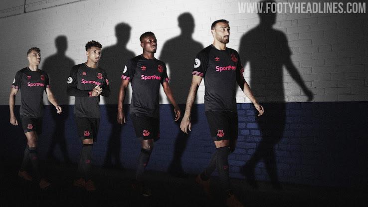 online store 0ebbf 4e372 Everton 18-19 Away Kit Released - Footy Headlines