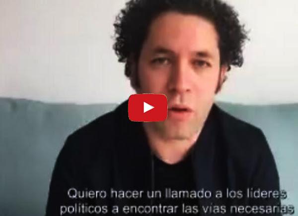 Gustavo Dudamel : Cuando los enchufados se voltean!