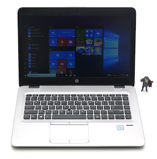 Business Laptop HP EliteBook 830 G3 Core i5 Bekas