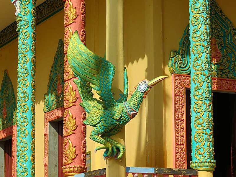Garuda at Wat Hanchey