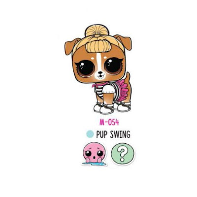Собачка Pup Swing