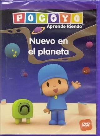 Pocoyo 2012 DVDrip Español Latino Descargar 1 Link