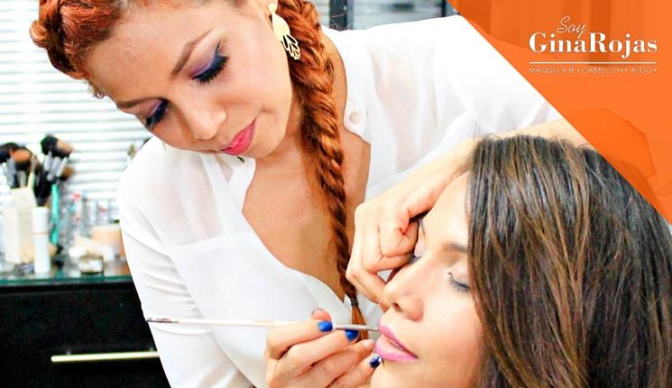 Tips Maquillaje pieles maduras. Gina Rojas