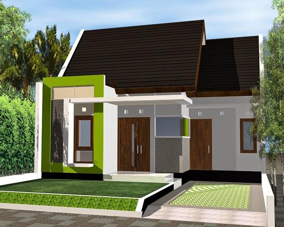 Desain Rumah Tipe 21 Terbaru Dan Modern