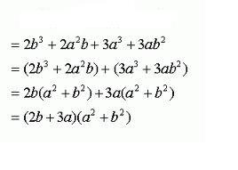 Honors Algebra 2 (2nd Hour, Fall 2011): 1.3 Algebraic