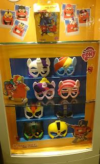 MLP McDonald's 2016 Happy Meal Toys MLP Masks