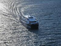 Split - Rogač - Milna katamaran slike otok Brač Online