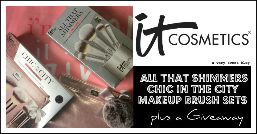 IT Cosmetics Limited Edition All That Shimmers And Chic In