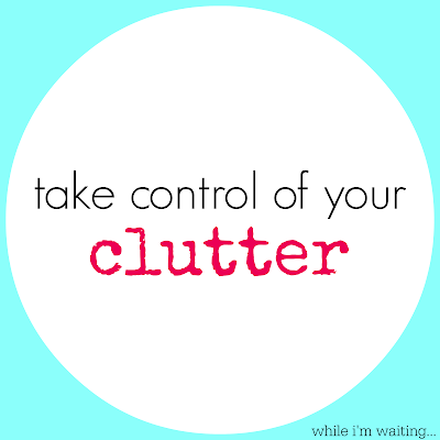 www.hollymcberty.com - Makeover Monday: Take Control of Your Clutter!