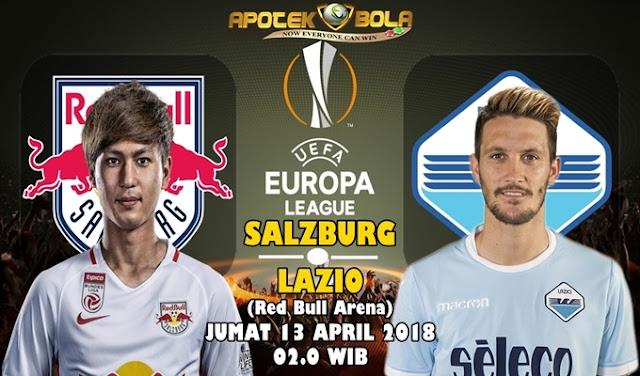 Prediksi Salzburg vs Lazio 13 April 2018
