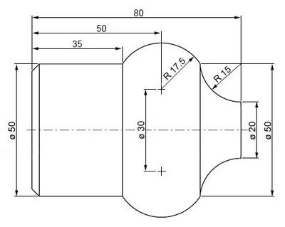 CNC Programming Examples - Grooving