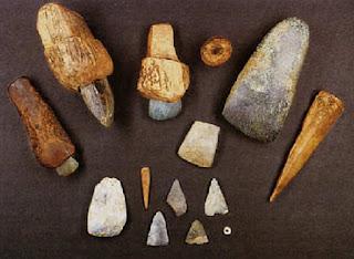 Zaman Batu dan Zaman Logam