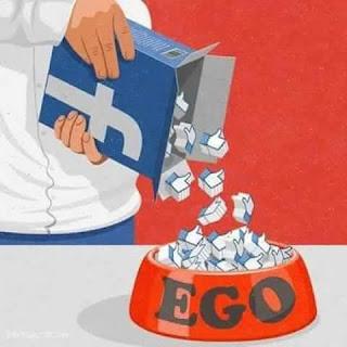 El Triunfo de las redes sociales aumentar el ego en facebook