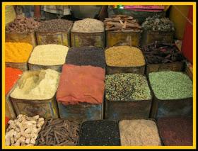 মশলার দোকান, spice market