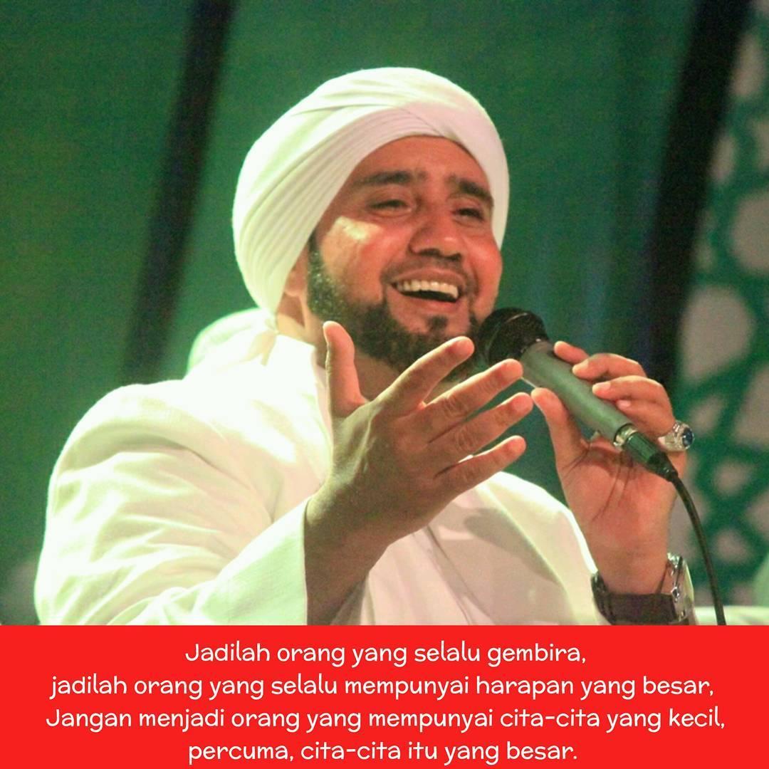 Kata Mutiara Nasehat Dari Habib Syech Bin Abdul Qodir Assegaf Meme