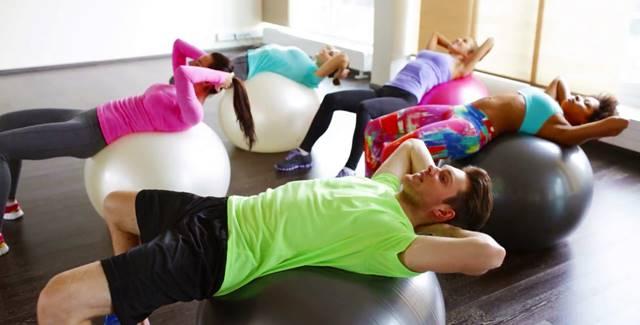 El fitball training y su popularidad actual