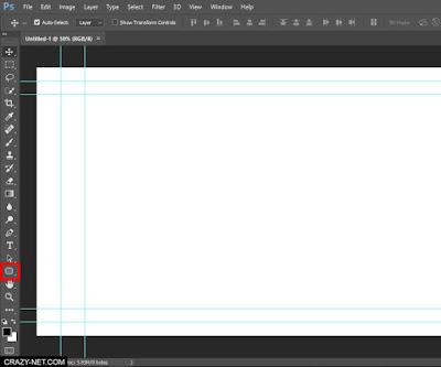 طريقة تصميم مربع منحني الاضلاع على الفوتوشوب