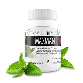 Maxman Pro - Obat Kuat Untuk Penderita Kolesterol