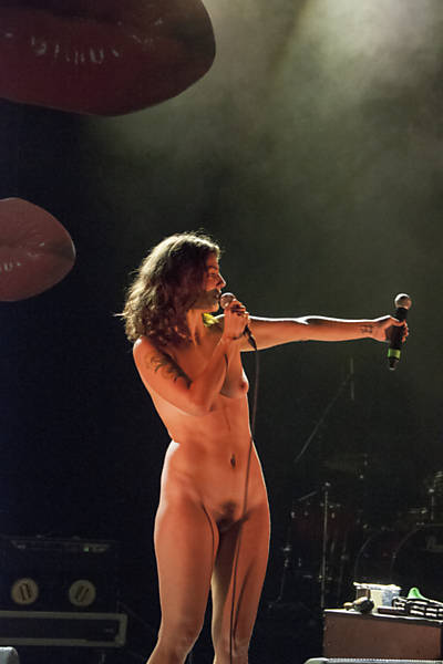 Quite good nude country singer womans