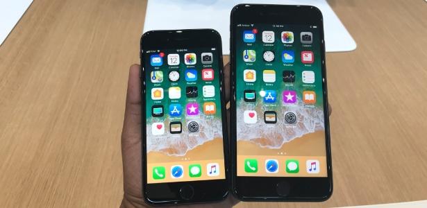 Celular iPhone 8 da Apple