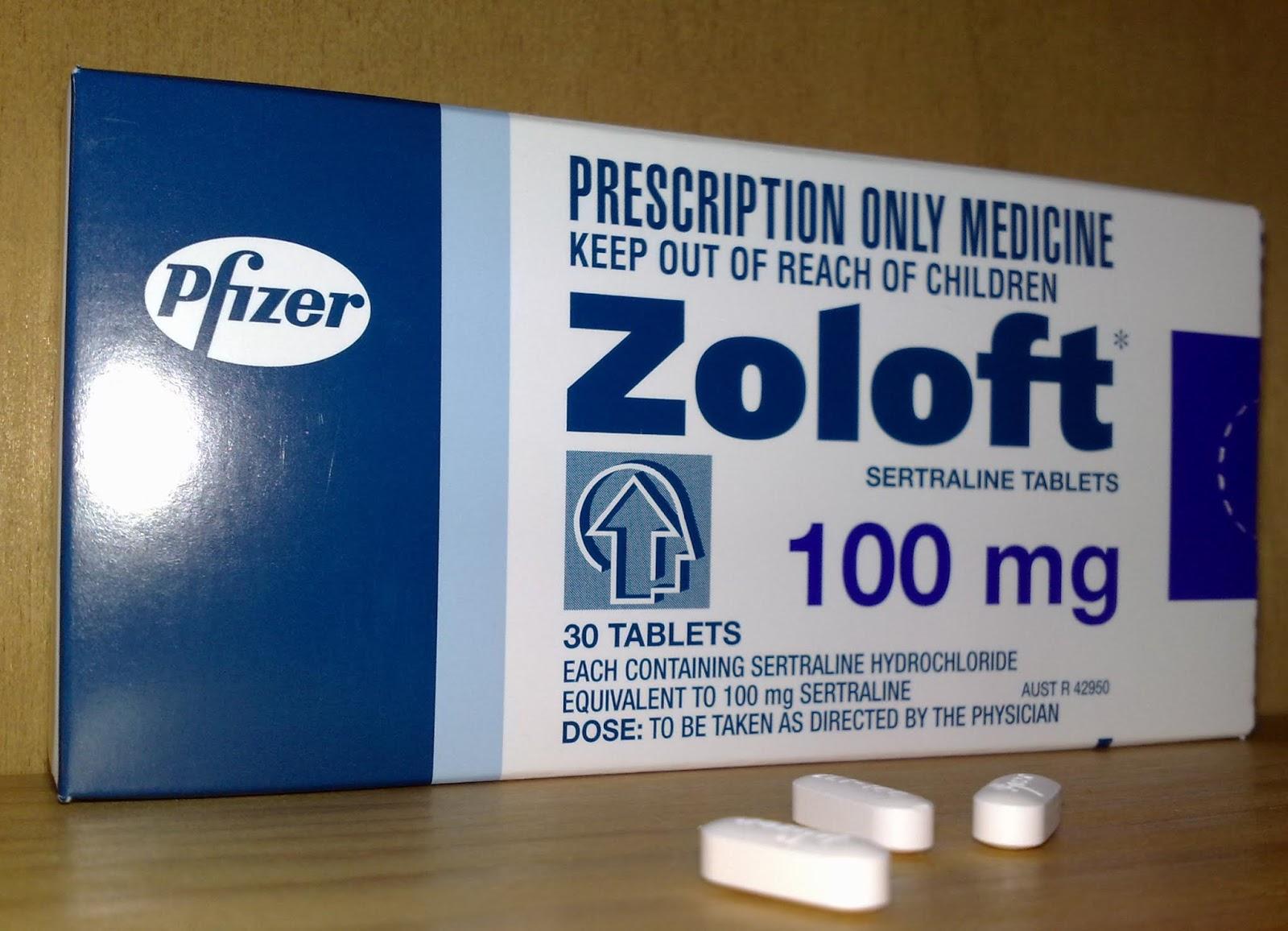 دواعى إستعمال زولفت Zoloft لعلاج الأكتئاب والتوتر