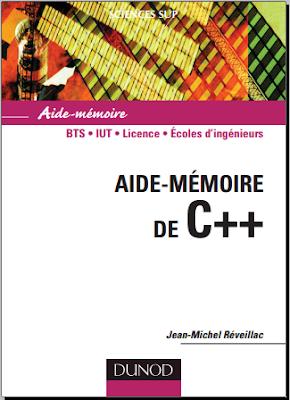 Télécharger Livre Gratuit Aide-Mémoire de C++ pdf