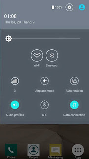 Custom Rom LG G4 for Advan S5E