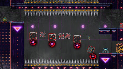 Giga Wrecker Alt Game Screenshot 7