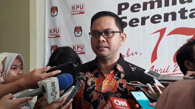 KPU Akan Tutup Layanan Pindah TPS Sore Ini