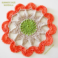 free crochet patterns, how to crochet, mandalas,