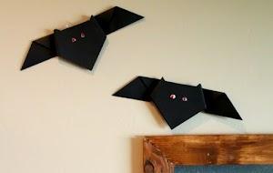 Cara Membuat Origami Kelelawar Sederhana Mudah