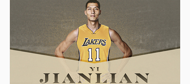 Los Angeles Lakers officially signs Chinese basketball star Yi Jianlian (VIDEO)