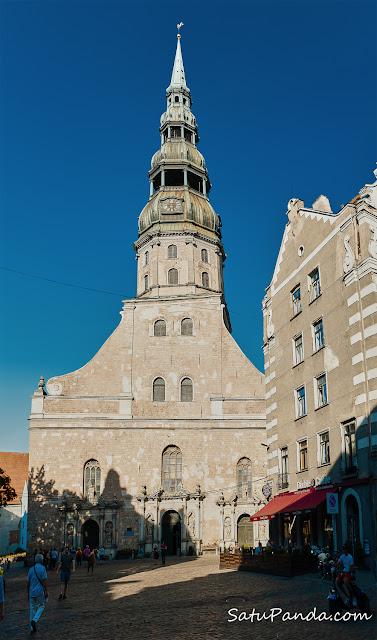 Церкви Риги