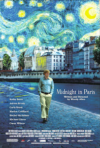 Midnight in Paris Poster