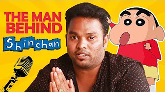 Shinchan Parithabangal made me popular across Social Media | Dubbing Artist Raghuvaran Interview